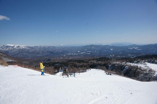 草津温泉スキー場 ウィンターシーズン ゲレンデ情報