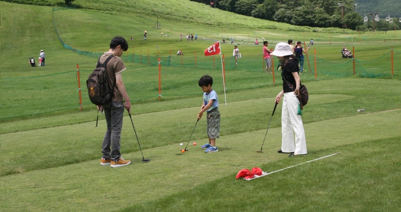 パターゴルフ